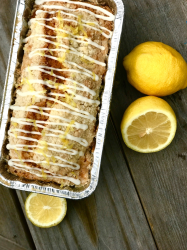 Lemon Streusel Coffee Cake